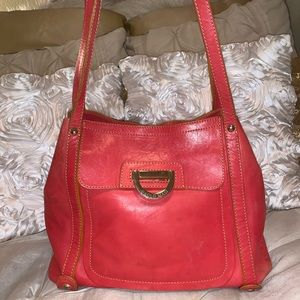 Paolo Masi Leather Handbag